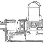Skizze einer Laterna Magica